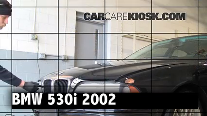 2002 BMW 530i 3.0L 6 Cyl. Review