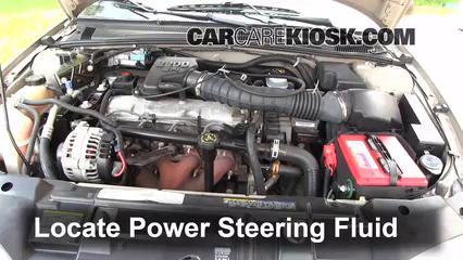 2005 chevy malibu power steering