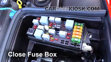 blown fuse check 1997 2004 chevrolet corvette 2002 chevrolet rh carcarekiosk com 2004 corvette fuse box diagram under hood 2004 corvette fuse box locations