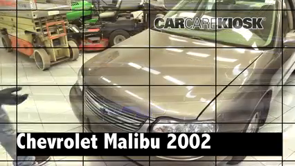 2002 Chevrolet Malibu LS 3.1L V6 Review