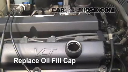 How To Add Oil Ford Escort 1997 2003 2002 Ford Escort Zx2 2 0l