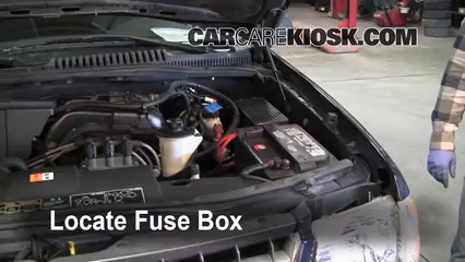 2002 Ford Explorer XLT 4.0L V6%2FFuse Engine Part 1 replace a fuse 2002 2005 ford explorer 2002 ford explorer xlt 2005 ford explorer under hood fuse box diagram at eliteediting.co