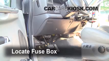 Fuse Interior Part 1 f250 fuse box location f250 slave cylinder location \u2022 free wiring 1985 f250 fuse box diagram at gsmx.co
