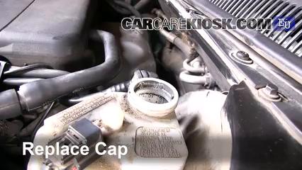 Adding Brake Fluid >> Add Brake Fluid 2000 2007 Ford Mondeo 2002 Ford Mondeo