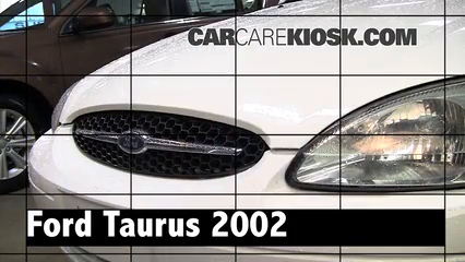 2002 Ford Taurus SE 2-Valve 3.0L V6 Review