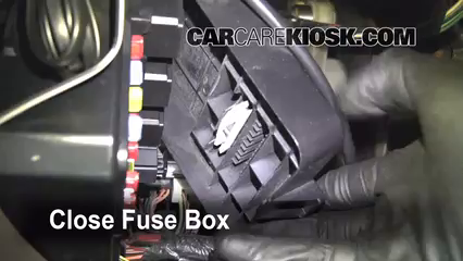 interior fuse box location 1999 2003 ford windstar 2001 ford 2001 Toyota Sienna Fuse Box