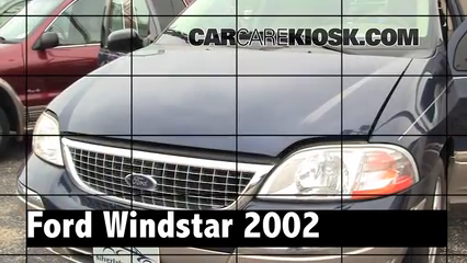 2002 Ford Windstar SEL 3.8L V6 Review