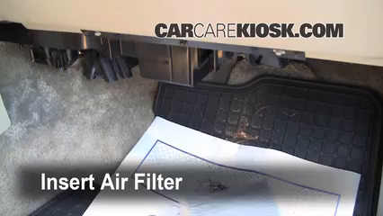 Cabin Filter Replacement: Chevrolet Avalanche 1500 2002-2006 - 2002 ...
