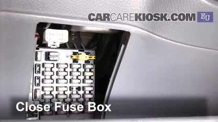 interior fuse box location 2002 2009 hyundai getz 2002 hyundai fuse box wiring diagram