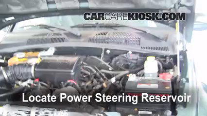 Follow These Steps To Add Power Steering Fluid To A Jeep Liberty