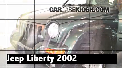 2002 Jeep Liberty Limited 3.7L V6 Review