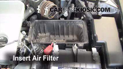 2002-2006 Lexus ES300 Engine Air Filter Check - 2002 Lexus ES300 3.0L V6