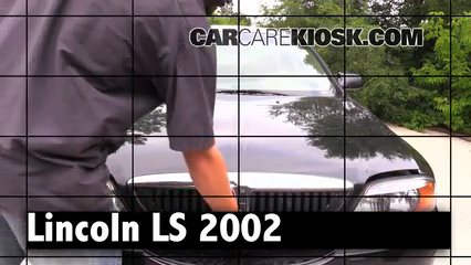 2002 Lincoln LS 3.9L V8 Review