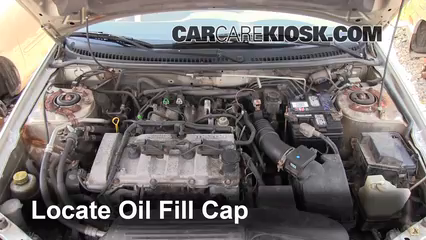 Oil Fill Cap Part 1 1999 2003 mazda protege hose check 2002 mazda protege es 2 0l 4 cyl