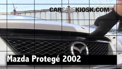 2002 Mazda Protege ES 2.0L 4 Cyl. Review