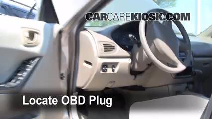 Mitsubishi Galant Es L Cyl Fobd Plug on 1999 Camry Fuse Box Diagram