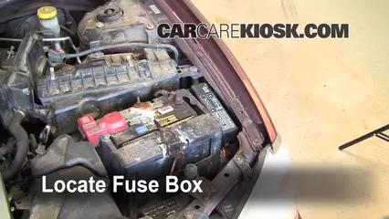 Fuse Engine Part on 2000 Infiniti I30 Fuse Box Diagram