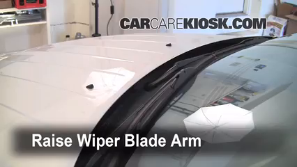 2002 Pontiac Aztek 3.4L V6 Windshield Wiper Blade (Front) Replace Wiper Blades