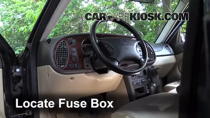 interior fuse box location 1999 2003 saab 9 3 2002 saab. Black Bedroom Furniture Sets. Home Design Ideas