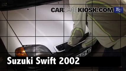 2002 Suzuki Swift GLS 1.0L 3 Cyl. Review