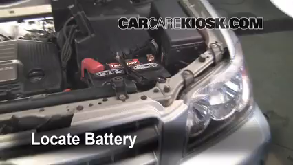 2002 Toyota Highlander Limited 3.0L V6 Battery