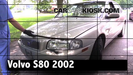 2002 Volvo S80 2.9 2.9L 6 Cyl. Review