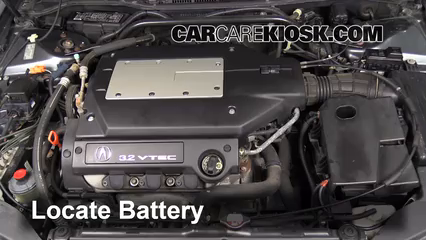 2002 Acura TL 3.2L V6 Batterie