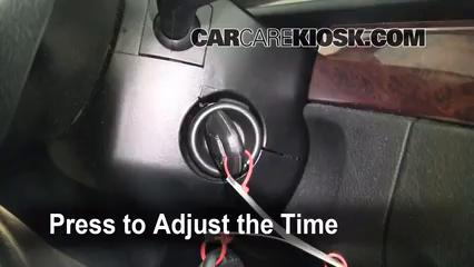2002 BMW 530i 3.0L 6 Cyl. Reloj