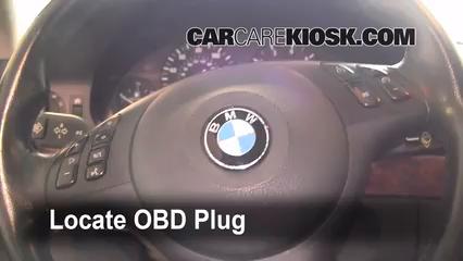 2002 BMW 530i 3.0L 6 Cyl. Compruebe la luz del motor