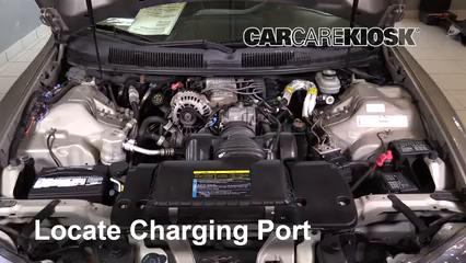 2002 Chevrolet Camaro 3.8L V6 Convertible Climatisation