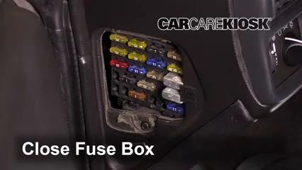 interior fuse box location: 1993-2002 chevrolet camaro - 2000 chevrolet  camaro z28 5.7l v8 coupe  carcarekiosk