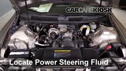 2002 Chevrolet Camaro 3.8L V6 Convertible Liquide de direction assistée