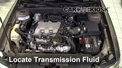 2002 Chevrolet Malibu LS 3.1L V6 Liquide de transmission