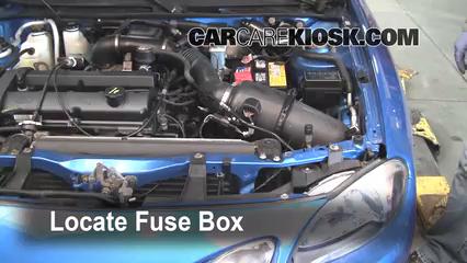 2002 Ford Escort ZX2 2.0L 4 Cyl. Fusible (moteur)