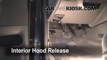 2002 Ford Explorer XLT 4.0L V6 Capot