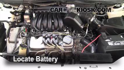 2002 Ford Taurus SE 2-Valve 3.0L V6 Battery