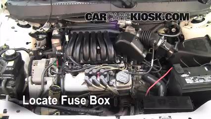 2002 Ford Taurus SE 2-Valve 3.0L V6 Fuse (Engine)
