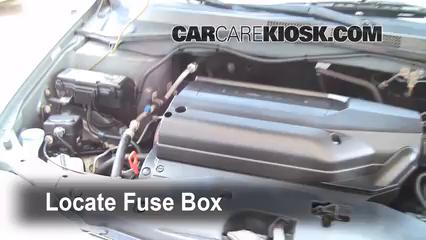 2002 Honda Odyssey EX 3.5L V6 Fusible (motor)