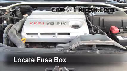2002 Lexus ES300 3.0L V6 Fuse (Engine)