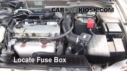 2002 Mitsubishi Galant ES 2.4L 4 Cyl. Fuse (Engine)