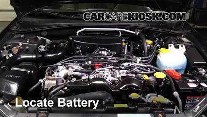 2002 Subaru Outback 2.5L 4 Cyl. Batería