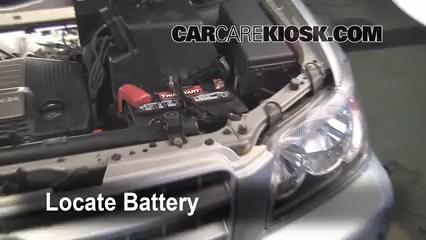 2002 Toyota Highlander Limited 3.0L V6 Battery