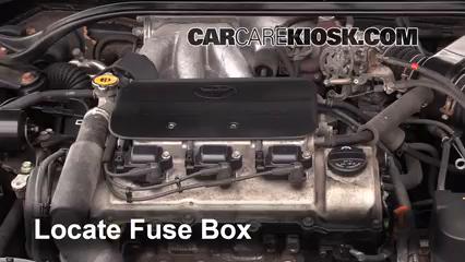 2002 Toyota Solara SLE 3.0L V6 Coupe Fuse (Engine)