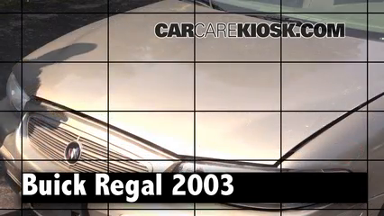 2003 Buick Regal LS 3.8L V6 Review