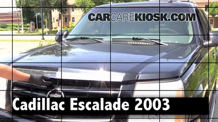 2003 Cadillac Escalade 6.0L V8 Review
