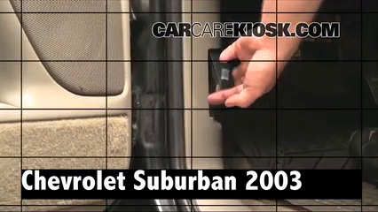 2003 Chevrolet Suburban 1500 LT 5.3L V8 Review