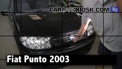 2003 Fiat Punto EX 1.3L 4 Cyl. Turbo Diesel Review