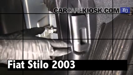 2003 Fiat Stilo 5-Porte JTD 1.9L 4 Cyl. Turbo Diesel Review