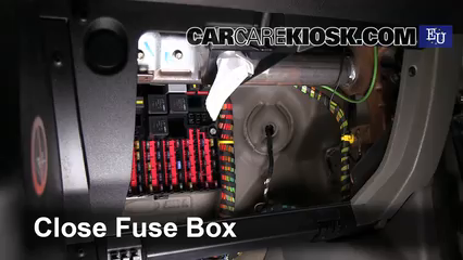 interior fuse box location 2002 2008 ford fiesta 2003 ford fiesta  fuse box in ford fiesta #12