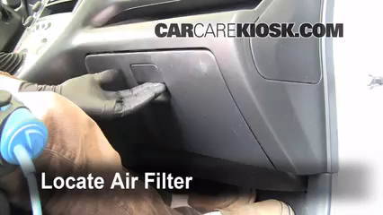 2003 Honda Civic Si 2.0L 4 Cyl. Air Filter (Cabin)